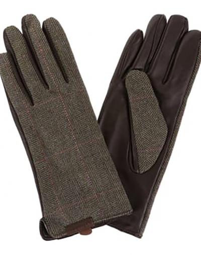 schoffel gloves cavell tweed