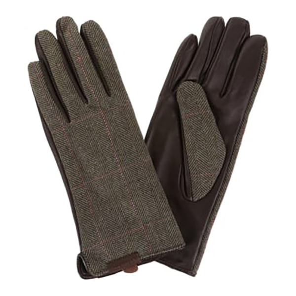 schoffel gloves cavell tweed