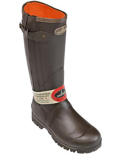Percussion Rambouillet Wellingtons