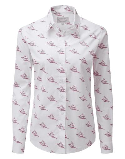 Schoffel Norfolk Pheasant Shirt