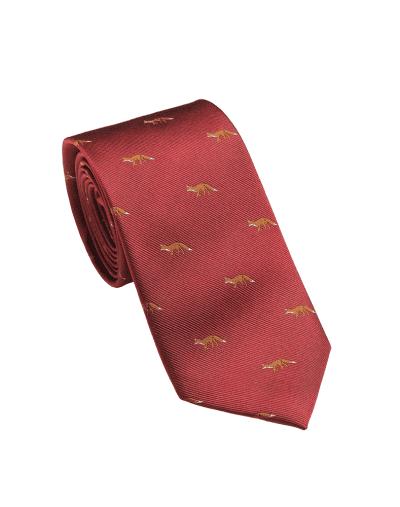 Laksen-Fox-Tie-Vintage-Red-web