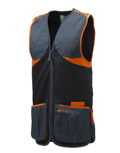 Beretta-Full-Cotton-Vest-Black-and-Orange-web